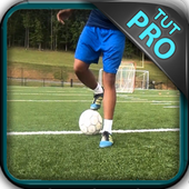 Football Skill And Tricks Tutorial icon