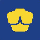 Chest workout plan icon