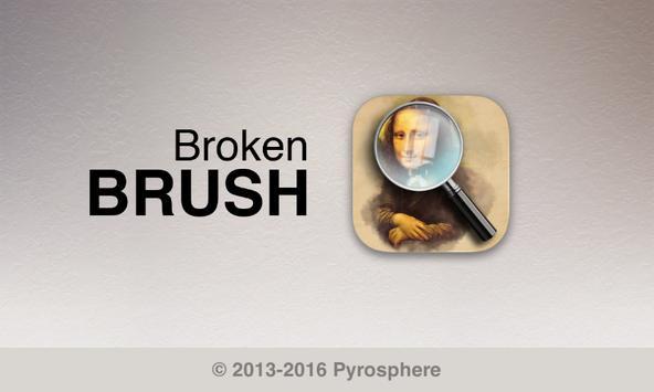 Broken Brush apk screenshot
