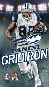 NFL Gridiron from Panini poster