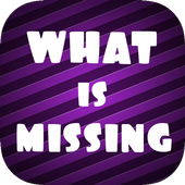 What is missing? icon