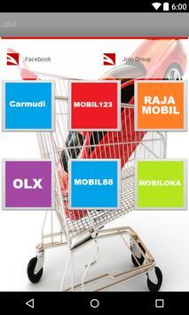 JBM Jual Beli Mobil poster