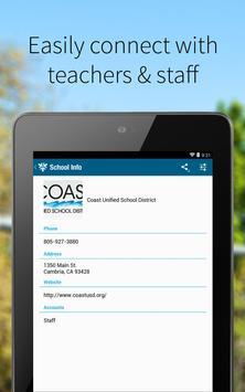 Coast Unified School District apk screenshot