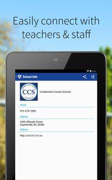 Cumberland County Schools apk screenshot