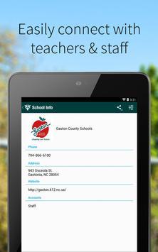 Gaston County Schools apk screenshot