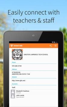 Greater Lawrence Tech School screenshot 1