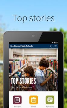 Des Moines Public Schools poster