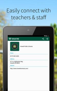 Howell Public School District apk screenshot