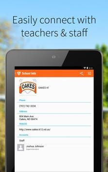 Oakes Public Schools screenshot 1
