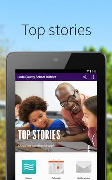 Uinta County School District poster