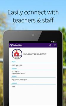 Uinta County School District screenshot 1