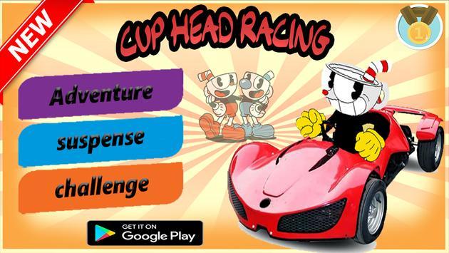 Cup Star Head Racing screenshot 1
