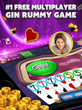 Gin Rummy Plus скриншот 13