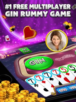 Gin Rummy Plus apk screenshot