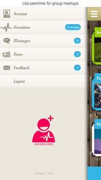Discover culture - Peertime apk screenshot