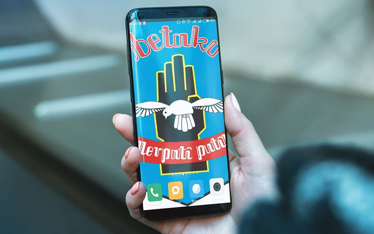 Wallpaper Merpati Putih Bergerak For Android Apk Download