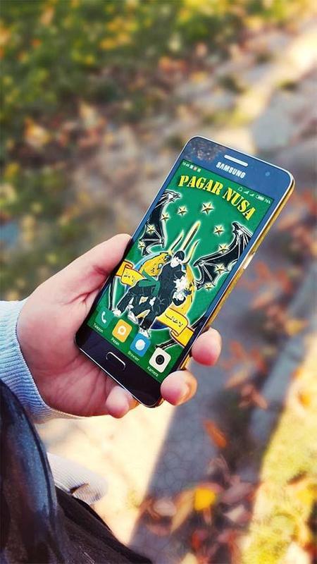 Wallpaper Pagar Nusa Bergerak For Android Apk Download