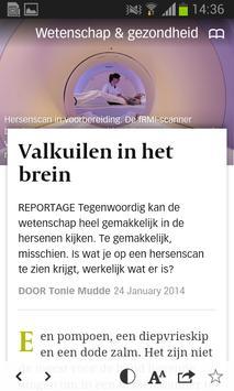 de Volkskrant Select apk screenshot