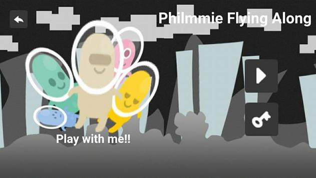 Philmmie Flying Along poster