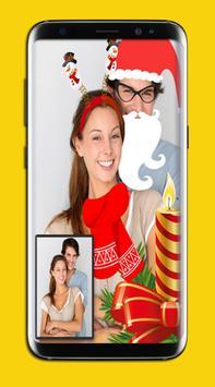 Christmas Face Photo Editor poster