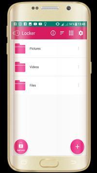 Locker - Photo, Video and App Locker screenshot 4