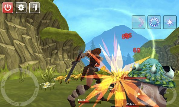 WildSword screenshot 1
