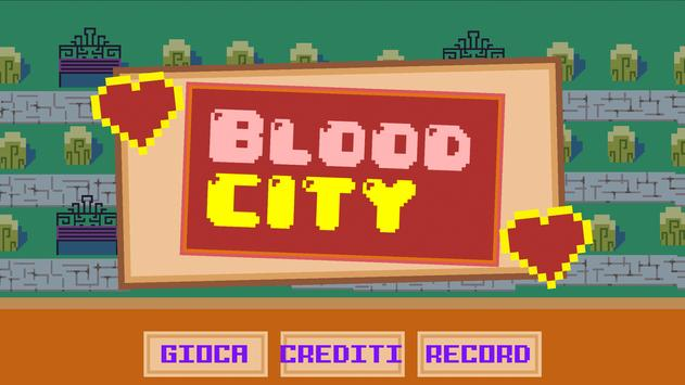 REDONO Blood City poster