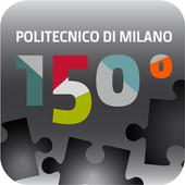 Puzzle Polimi150 icon