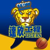 達欣工程籃球隊 icon