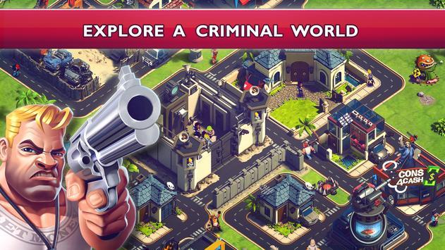 Crime Coast: Gang Wars (Mafia MMO) poster