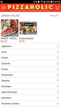 Pizzaholic screenshot 1