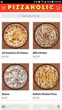 Pizzaholic screenshot 2