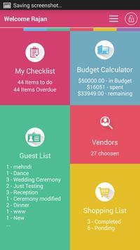 Indian Wedding Planner screenshot 6