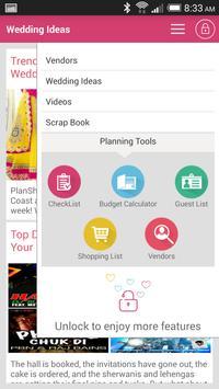 Indian Wedding Planner screenshot 1