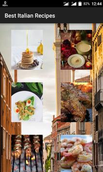 Best Italian Recipes poster