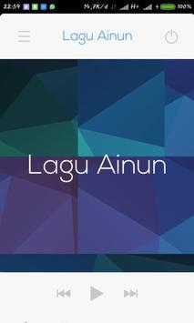 Lagu Ainun Musik Anak Islami Lengkap poster