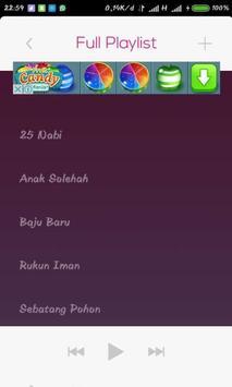 Lagu Ainun Musik Anak Islami Lengkap screenshot 1
