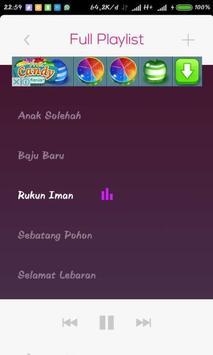Lagu Ainun Musik Anak Islami Lengkap screenshot 3