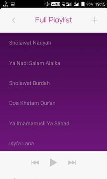 Sholawat Veve Zulfikar Terbaik apk screenshot