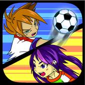 Yuki and Rina Football icon