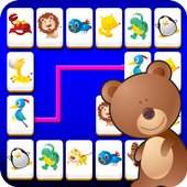 Connect Animals : Onet Kyodai icon