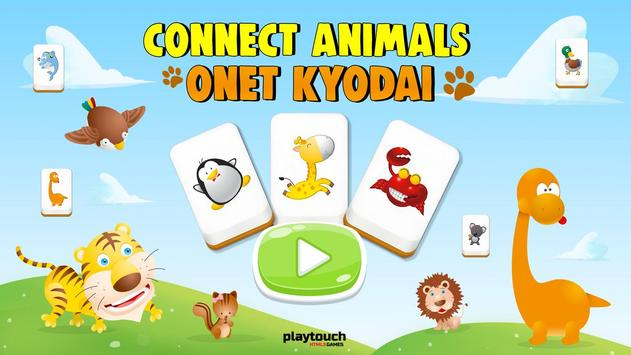Connect Animals : Onet Kyodai screenshot 4
