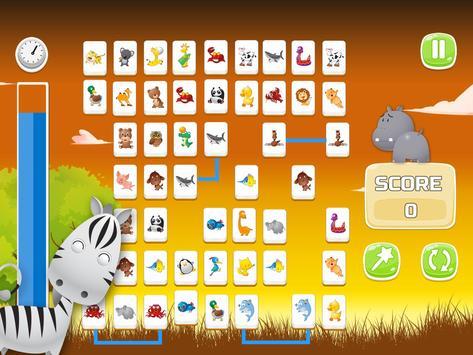 Connect Animals : Onet Kyodai screenshot 8