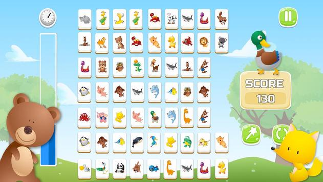 Connect Animals : Onet Kyodai poster