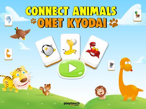 Connect Animals : Onet Kyodai screenshot 10