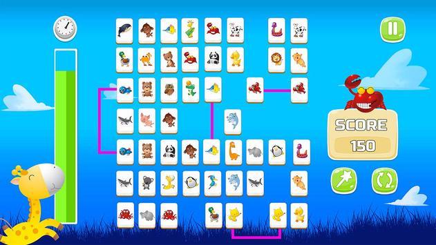Connect Animals : Onet Kyodai screenshot 1