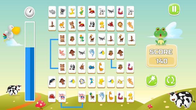 Connect Animals : Onet Kyodai screenshot 2