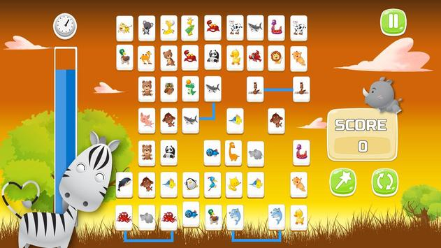 Connect Animals : Onet Kyodai screenshot 3