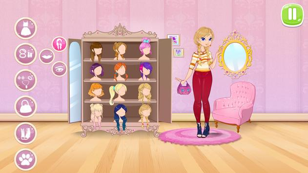 Dress Up The Lovely Princess poster
