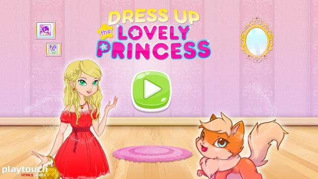 Dress Up The Lovely Princess screenshot 14
